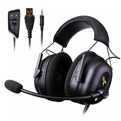 light comfortable gaming headset